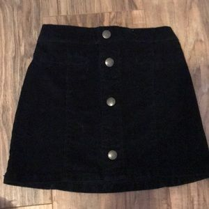 Corduroy skirt . No stains . Like new